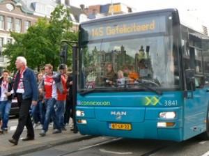 Bestemming bus