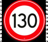 Snelheidsbord130